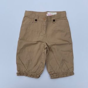 "New Janie & Jack Vintage Capri Pants ""World's Fair"